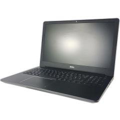 """Dell Vostro 15 5568, Schwarz, Intel Core i5-7200U, 8GB RAM, 256GB S-ATA Gen3, 6 Gbps, 15.6"""" 1920x1080 FHD, EuroPC 3 Monate Garantie, Englisch Tastatur"""