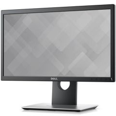 Dell P2018H Professional Monitor Front Left
