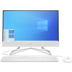 HP All-in-One 22-df0010nl Front