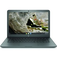 HP Chromebook 14A G5 Laptop Front