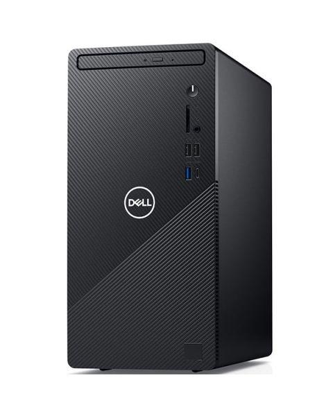 Dell Inspiron 3881 Desktop, Schwarz, Intel Pentium Gold G6400, 4GB RAM, 1TB SATA, Dell 1 Jahr Garantie, Englisch Tastatur