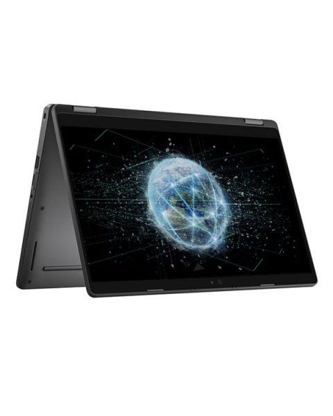 Dell Latitude 13 5300 2-in-1, Schwarz, Intel Core i5-8365U, 8GB RAM, 256GB SSD, 13.3