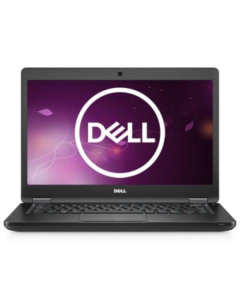 Dell Latitude 14 5480, Schwarz, Intel Core i5-6300U, 8GB RAM, 500GB SATA, 14