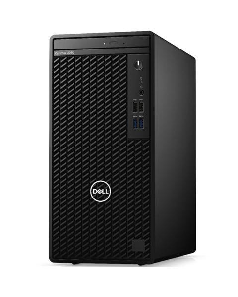 Dell OptiPlex 3080 Mini Tower, Nero, Intel Core i5-10500, 8GB RAM, 1TB SATA, DVD-RW, Dell 3 anni Di Garanzia