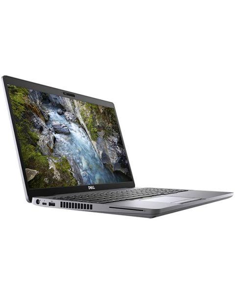 Dell Precision 15 3550 Mobile Workstation, Silber, Intel Core i5-10210U, 8GB RAM, 256GB SSD, 15.6