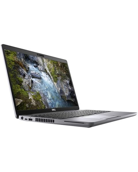 Dell Precision 15 3550 Mobile Workstation, Argento, Intel Core i7-10510U, 16GB RAM, 512GB SSD, 15.6