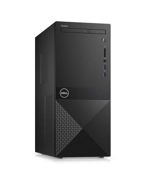 Dell Vostro 3670 Desktop Mini Tower, Schwarz, Intel Core i5-8400, 4GB RAM, 1TB SATA, DVD-RW, Dell 3 Jahre Garantie