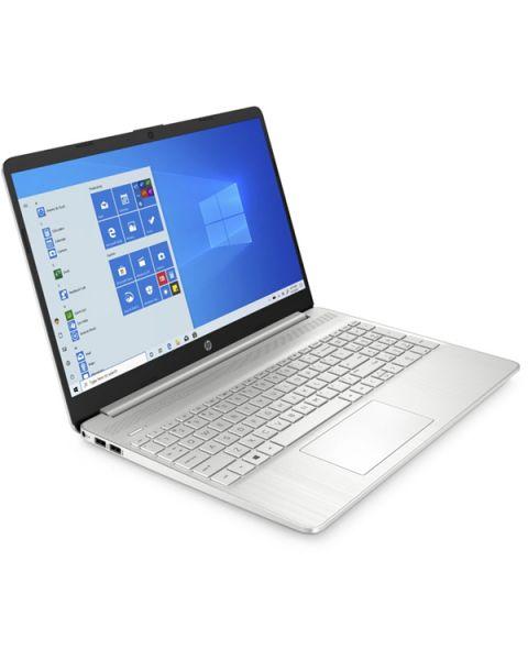 HP 15s-fq2015na, Argento, Intel Core i3-1115G4, 8GB RAM, 256GB SSD, 15.6