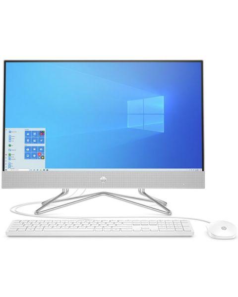 HP 24-dp0002na All-in-one, Argento, AMD Ryzen 5 4500U, 8GB RAM, 256GB SSD, 23.8