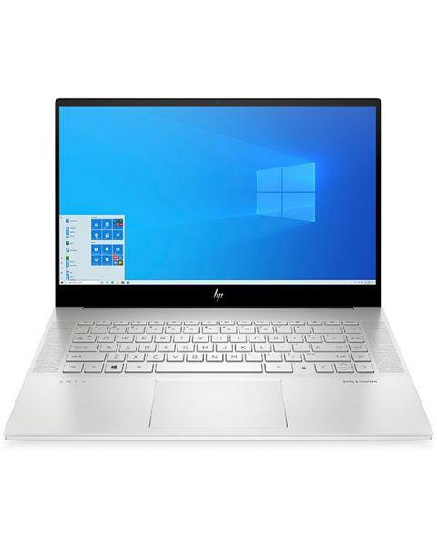 HP ENVY Laptop 15-ep0001nl, Silber, Intel Core i7-10750H, 16GB RAM, 512GB SSD, 15.6