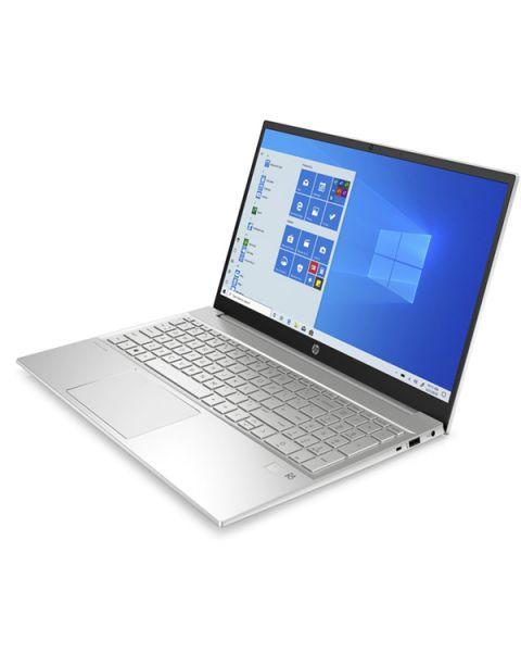 HP Pavilion 15-eh0024na, Silber, AMD Ryzen 7 4700U, 8GB RAM, 512GB SSD, 15.6