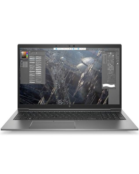 HP ZBook Firefly 15 G7 Mobile Workstation, Argento, Intel Core i7-10510U, 16GB RAM, 512GB SSD, 15.6