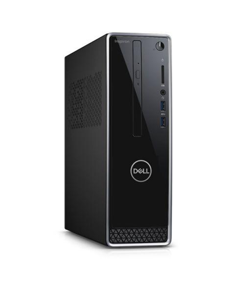 Dell Inspiron 3471 Small Desktop, Schwarz, Intel Core i3-9100, 4GB RAM, 1TB SATA, DVD-RW, Dell 1 Jahre Garantie