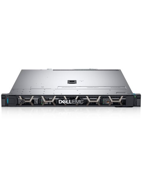 Dell PowerEdge R240 Rack Server, Argento, Intel Xeon E-2224, 16GB RAM, 2x 1TB SATA, Dell 3 Anni Di Garanzia