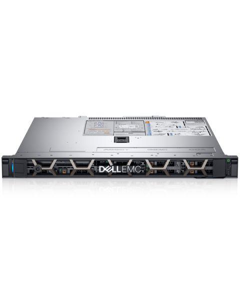 Dell PowerEdge R340 Rack Server, Silber, Intel Xeon E-2176G, 64GB RAM, 3x 1TB SATA,  3 Jahre Garantie