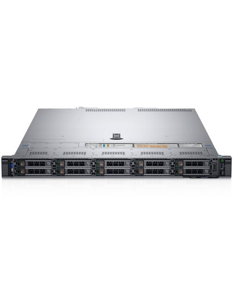 Dell PowerEdge R440 1U Rack Server, Intel Xeon Silver 4208, 32GB RAM, 480GB SSD+2x 240GB M.2 SSD, PERC H730P, Dell 3 YR WTY