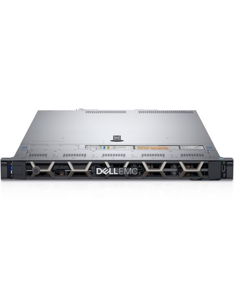 Dell PowerEdge R440 1U Rack Server, Intel Xeon Silver 4208, 32GB RAM, 480GB SSD, PERC H730P, Dell 3 YR WTY