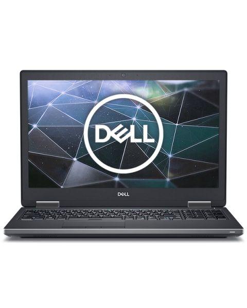 Dell Precision 15 7530 Mobile Workstation, Kohlenstoff-Faser, Intel Core i7-8850H, 8GB RAM, 256GB SSD, 15.6