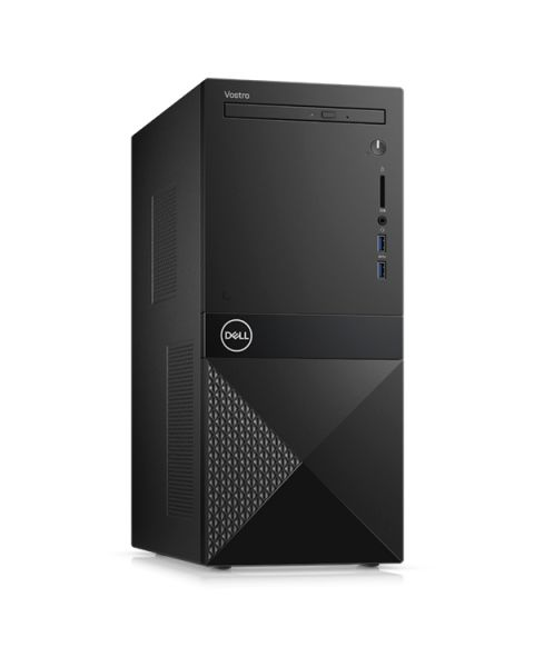 Dell Vostro 3671 Desktop Tower, Intel Core i5-9400, 4GB RAM, 1TB SATA, DVD-RW, Dell 3 YR WTY