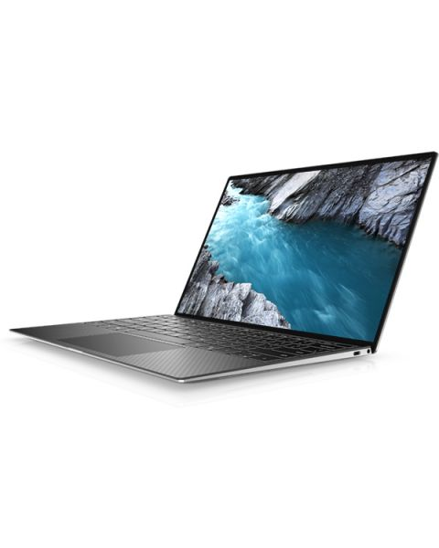 Dell XPS 13 9300, Silber, Intel Core i7-1065G7, 16 GB RAM, 1 TB SSD, 13.4