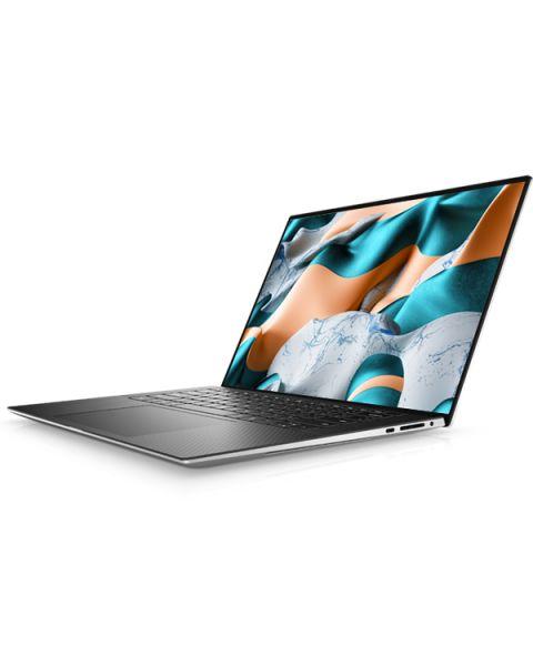 Dell XPS 15 9500, Silber, Intel Core i7-10750H, 16GB RAM, 1TB SSD, 15.6