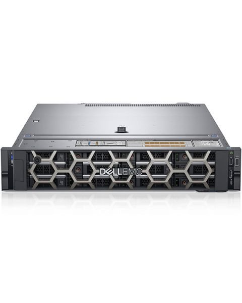 Dell PowerEdge R540 2U Rack Server, Intel Xeon Bronze 3106, 16GB RAM, 8x 8TB SATA, PERC H730P, Dell 3 YR WTY