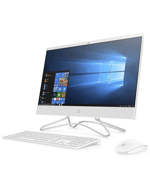 HP 22-c0054na All-in-one, Weiß, Intel Pentium Silver J5005, 4GB RAM, 1TB SATA, 21.5