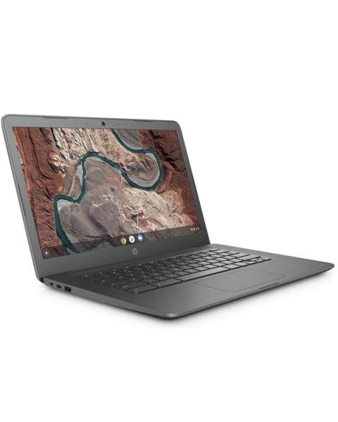 HP Chromebook 14-db0003na, Grigio, AMD A4 9120C, 4GB RAM, 32GB eMMC, 14