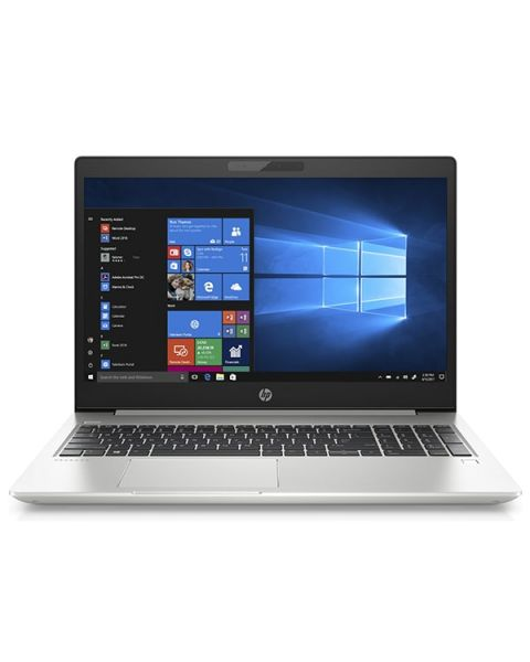HP ProBook 450 G6 Notebook, Silber, Intel Core i7-8565U, 16 GB RAM, 512 GB SSD, 15.6
