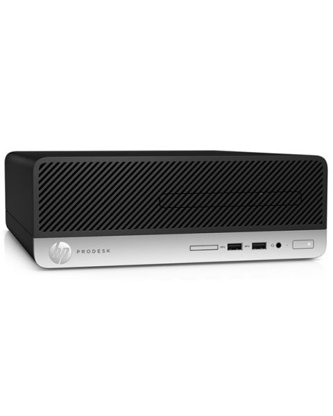 HP ProDesk 400 G6 Small Form Factor, Nero, Intel Core i5-9500, 8GB RAM, 256GB SSD, DVD-RW, HP 1 Anno Di Garanzia, IT Tastiera