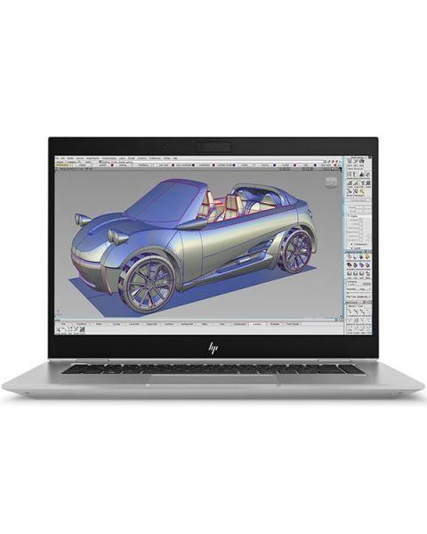HP ZBook Studio G5 Mobile Workstation, Grau, Intel Core i9-9880H, 16 GB RAM, 512 GB SSD, 15,6