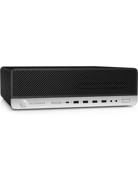HP EliteDesk 705 G4 Small Form Factor PC, AMD A10-9700, 4GB RAM, 1TB SATA, DVDRW, HP 3 YR WTY