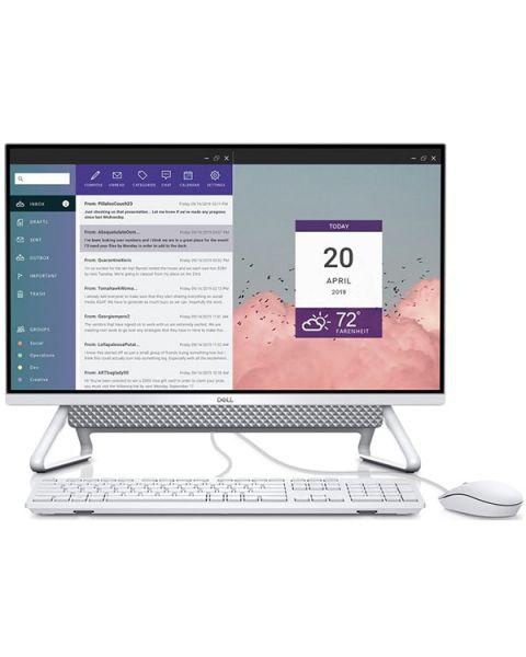 Dell Inspiron 27 7700 All-in-one, Silber, Intel Core i5-1135G7, 8GB RAM, 256GB SSD+1TB SATA, 27