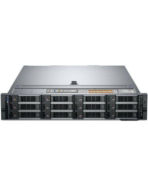 Dell PowerEdge R740xd Rack Mountable, Silber, Intel Xeon Silver 4110, 48GB RAM, 10x 4TB SAS+480GB SSD, Dell 3 Jahre Garantie, Englisch Tastatur